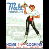 MELS DRIVE-IN FIFTIES