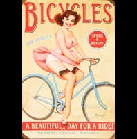 PIN UP VELO BICYCLE
