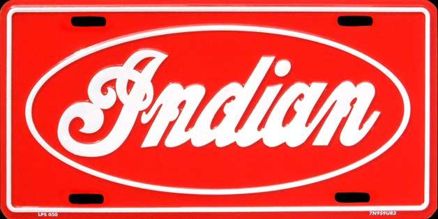 lp indian logo plaque immatriculation. Black Bedroom Furniture Sets. Home Design Ideas